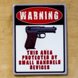 Warning Small Devices