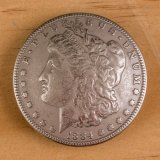 Morgan Dollar Concho-Heads