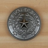 Texas Seal Concho 1.25""
