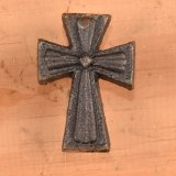 Nail Cross For The Wall - A
