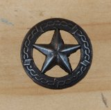 Small Star/Barbwire Tack