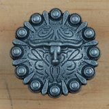 Steer/Berries Drawer Pull