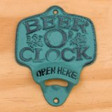 Beer O'Clock Bottle Opener