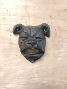 Dog Bottle Opener